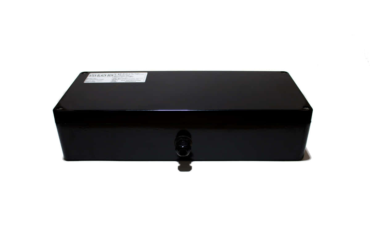 ATEX Junction Box 360x160x90 – ATEX BLACK BOX